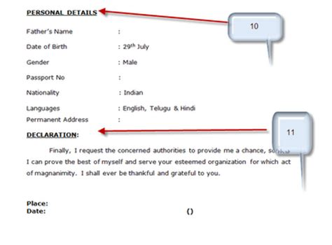 Fresher CV Format: How to Write a Resume for Fresher